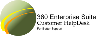 360 Enterprise Suite HelpDesk